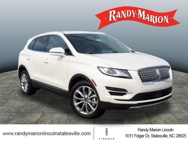 2019 Lincoln MKC Select Crossover