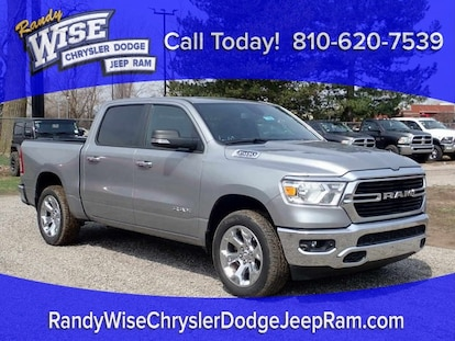 New 2019 Ram 1500 For Sale at Randy Wise Chrysler Dodge Jeep