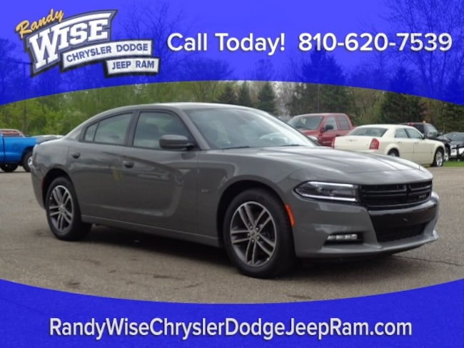 2018 Dodge Charger GT PLUS AWD Sedan