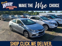 Used 2018 Chevrolet Cruze LT Auto Sedan