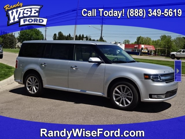 2018 Ford Flex Limited Crossover for sale in Ortonville, MI