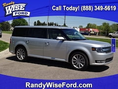 2018 Ford Flex Limited Crossover 2FMGK5D89JBA11631 for sale in Ortonville near Flint, MI