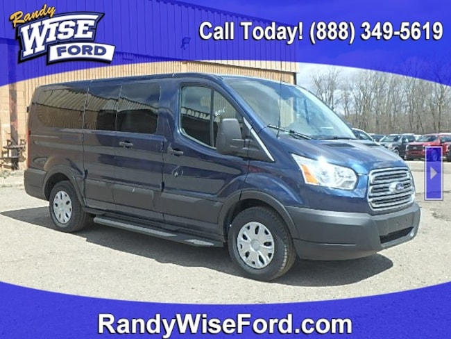 DYNAMIC_PREF_LABEL_AUTO_NEW_DETAILS_INVENTORY_DETAIL1_ALTATTRIBUTEBEFORE 2019 Ford Transit Commercial XLT Passenger Wagon Commercial-truck for sale in Ortonville MI