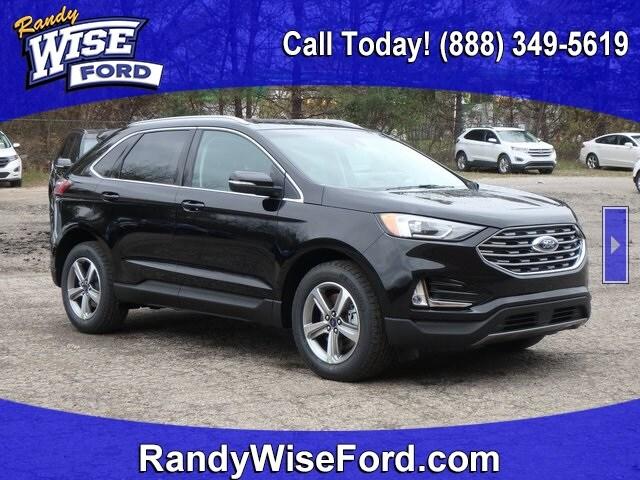 2019 Ford Edge SEL Crossover for sale in Ortonville, MI