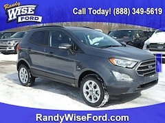 2019 Ford EcoSport SE Crossover MAJ6S3GL4KC262696 for sale in Ortonville near Flint, MI