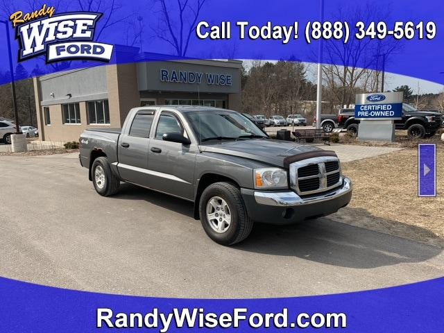 Used 2005 Dodge Dakota For Sale | Ortonville MI | Stock-F4338X