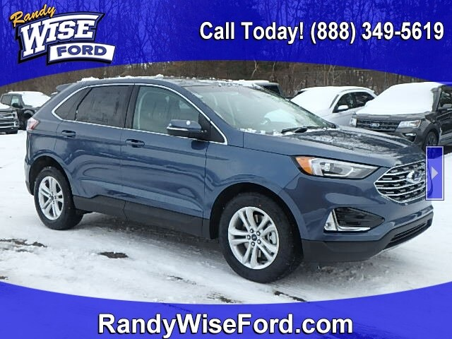 Featured new 2019 Ford Edge SEL Crossover for sale in Ortonville, MI