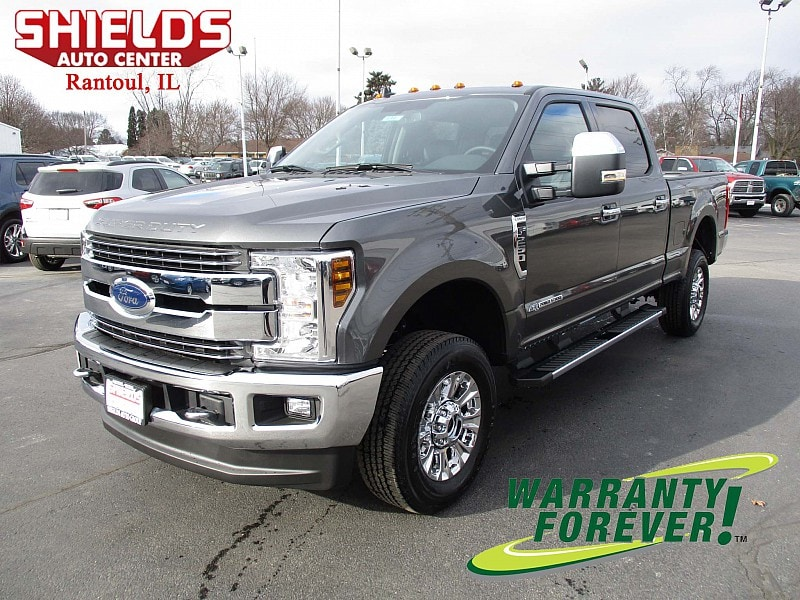 2019 Ford F250 4WD LARIAT Full Size Truck