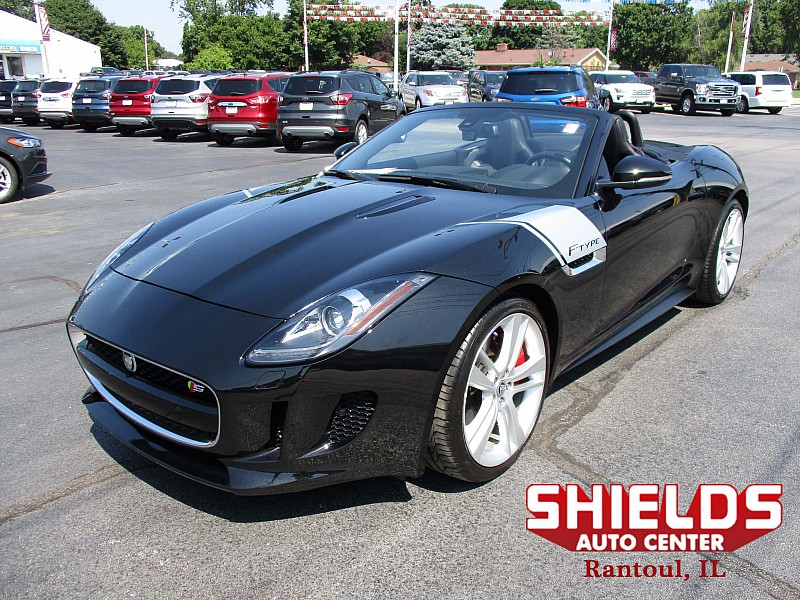 2014 Jaguar F-Type V8 S Sporty Car