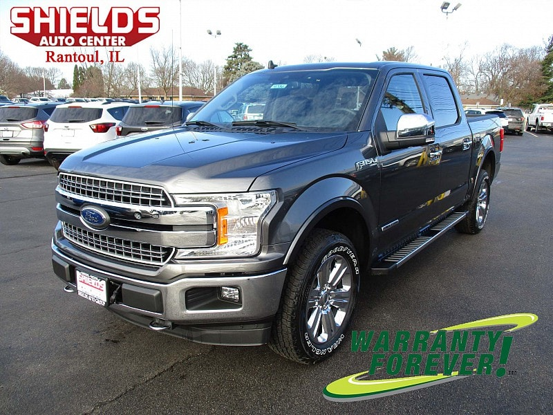 2019 Ford F150 4WD LARIAT Full Size Truck