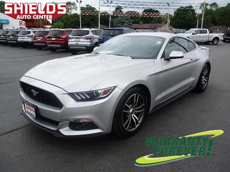 2017 Ford Mustang EcoBoost Premium Sporty Car