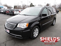 2012 Chrysler Town & Country Touring Passenger Van