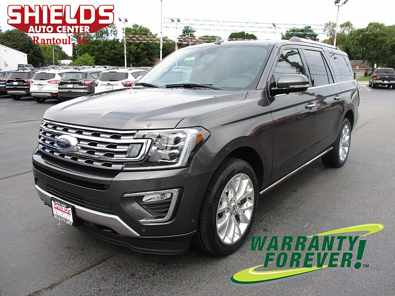 2018 Ford Expedition Max Limited Full Size SUV