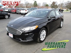 2019 Ford Fusion SE Mid-Size Car