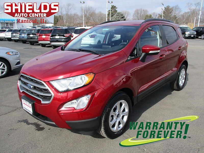 2019 Ford EcoSport SE Compact SUV