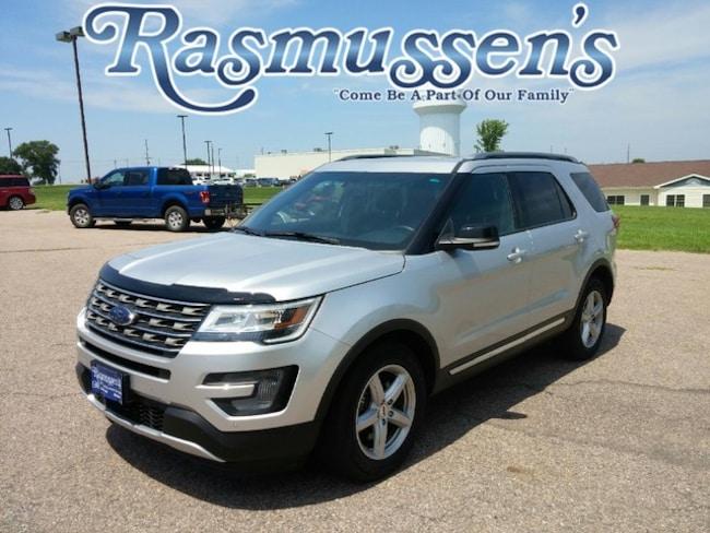 2016 Ford Explorer XLT 4WD SUV