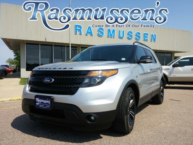 2014 Ford Explorer Sport 4WD SUV