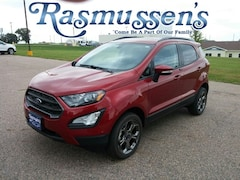 2018 Ford EcoSport SES 4WD Wagon