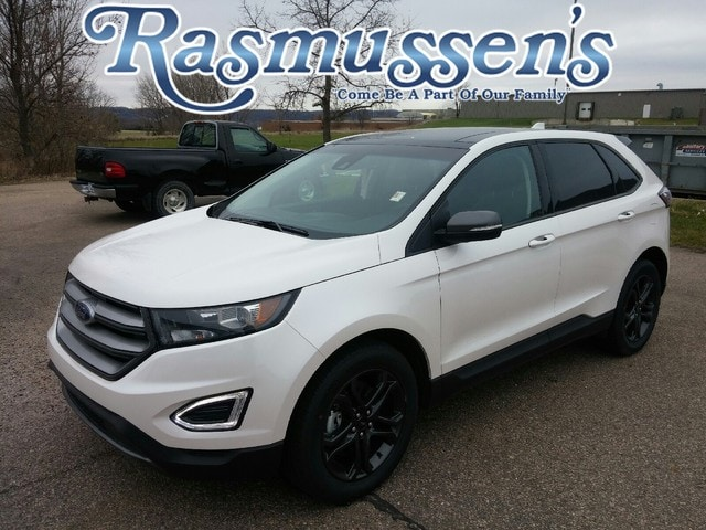 2018 Ford Edge SEL AWD Crossover