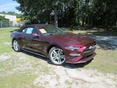 2018 Ford Mustang Ecoboost Premium Convertible near Charleston, SC