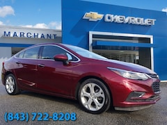 2016 Chevrolet Cruze Premier Auto Sedan near Charleston, SC