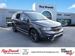 DYNAMIC_PREF_LABEL_INVENTORY_LISTING_DEFAULT_AUTO_NEW_INVENTORY_LISTING1_ALTATTRIBUTEBEFORE 2018 Dodge Journey CROSSROAD Sport Utility
