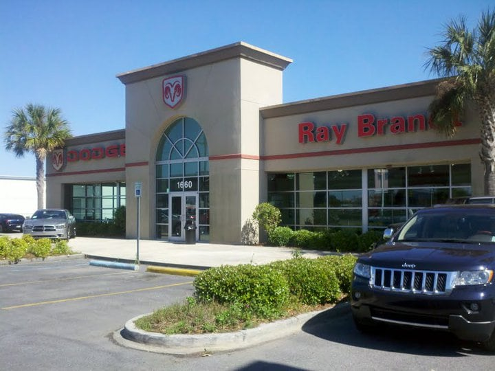 About Ray Brandt Dodge Chrysler Jeep