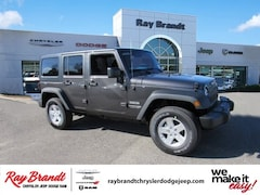 DYNAMIC_PREF_LABEL_INVENTORY_LISTING_DEFAULT_AUTO_NEW_INVENTORY_LISTING1_ALTATTRIBUTEBEFORE 2018 Jeep Wrangler JK UNLIMITED SPORT S 4X4 Sport Utility