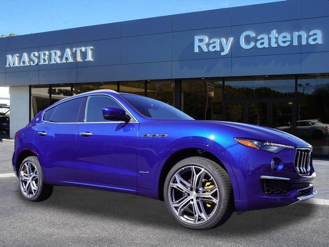 New 2019 Maserati Levante Granlusso SUV For Sale in Oakhurst, NJ