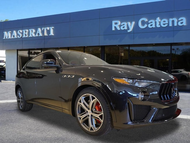 New 2019 Maserati Levante GTS SUV For Sale in Oakhurst, NJ