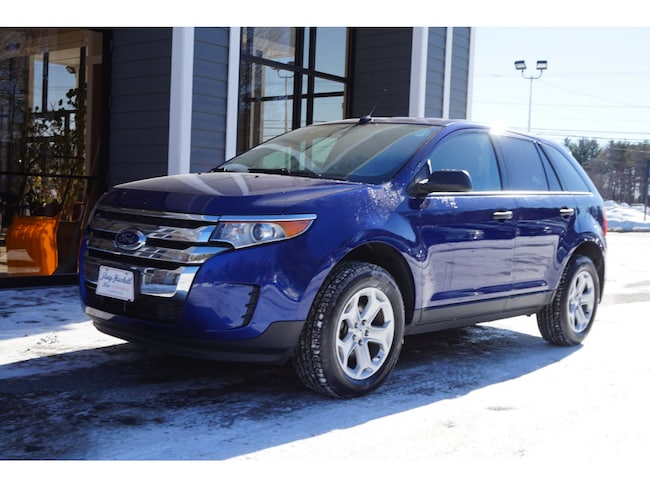 2013 Ford Edge SE SE AWD