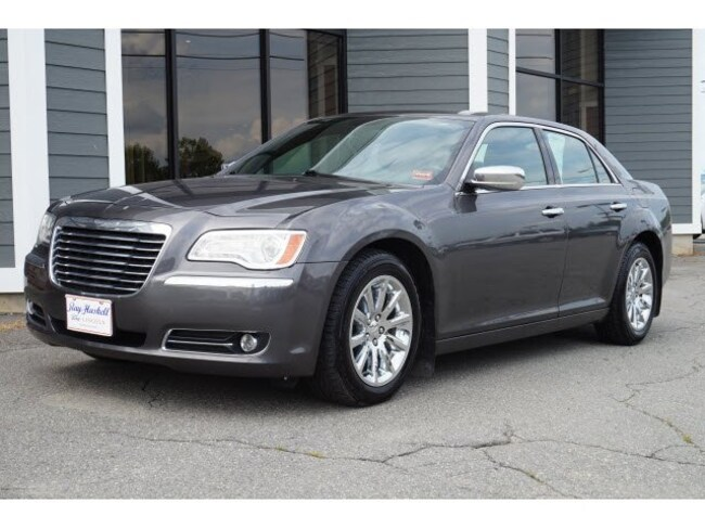 2014 Chrysler 300 C C  Sedan