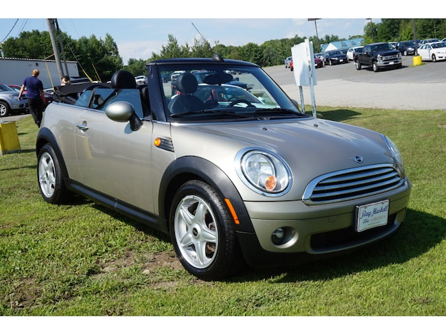 2010 MINI Cooper Base Base  Convertible
