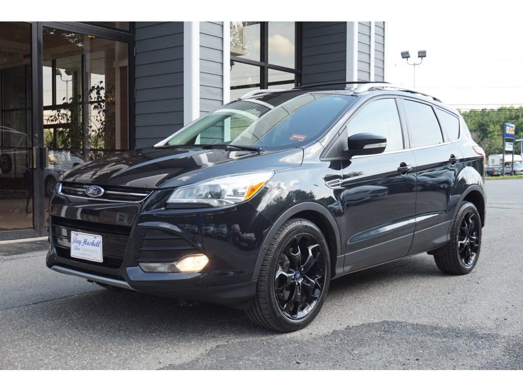 2014 Ford Escape Titanium 4WD  Titanium