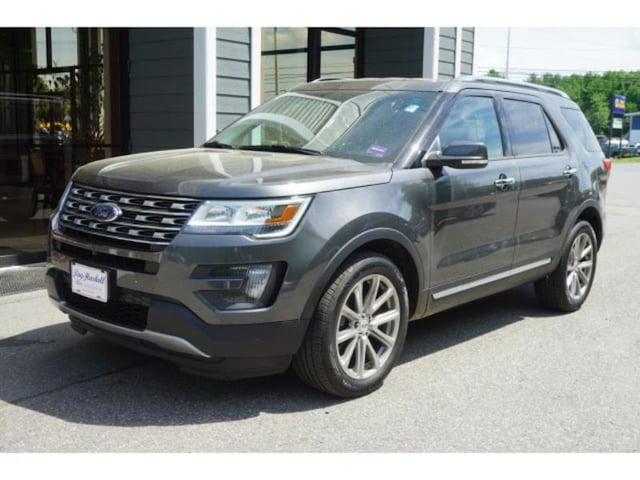 Used 2016 Ford Explorer For Sale at Ray Haskell Lincoln