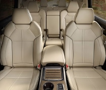 Heated and Ventilated Front Seats