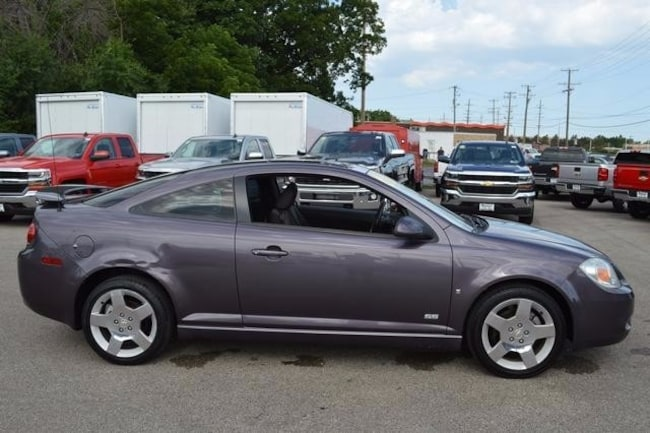 Used 2006 Chevrolet Cobalt For Sale   Antioch IL VIN: 1G1AM18B867717663
