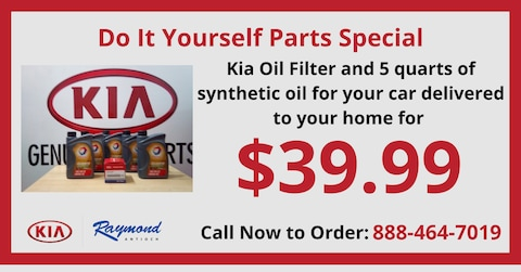 DIY Oil Change Kit