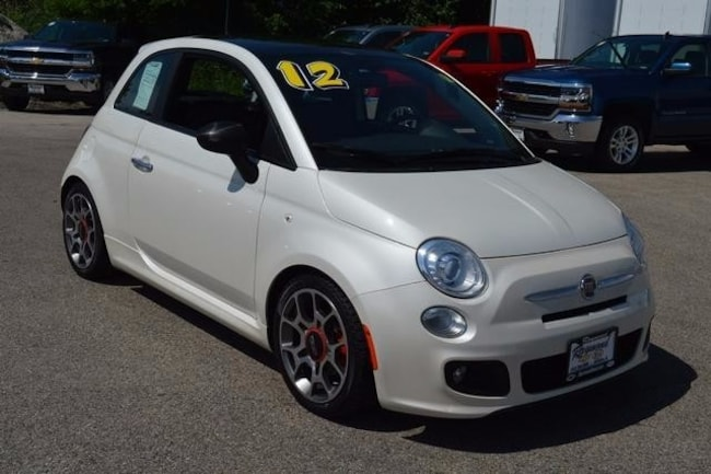 Used 2012 Fiat 500 For Sale Antioch Il Vin 3c3cffbr3ct126858