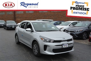 New 2020 Kia Rio S Sedan For Sale in Antioch, IL