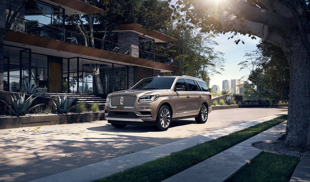 2019 Lincoln Navigator Ray Pearman Lincoln Huntsville Al
