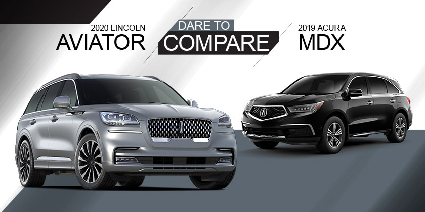 Dare To Compare Lincoln Aviator | Ray Pearman Lincoln | Huntsville, AL