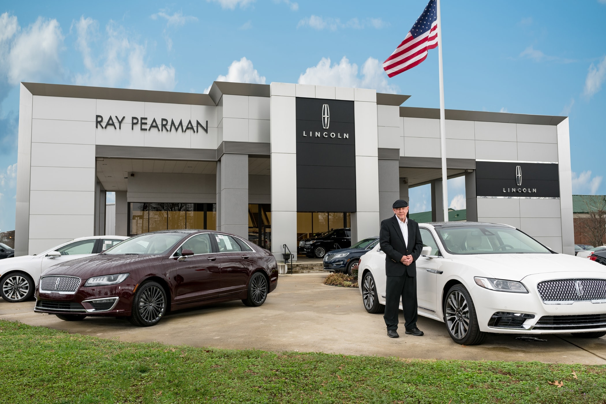 Ray Pearman Used Cars >> New And Used Lincoln Dealership In Huntsville Ray Pearman Lincoln