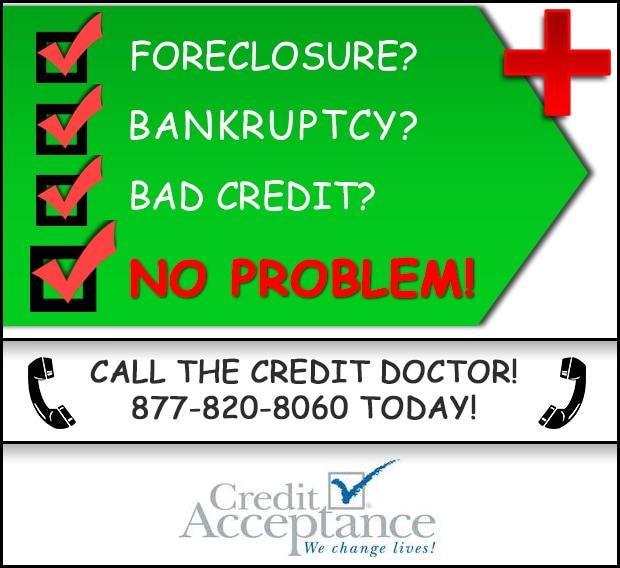 Credit Doctor In Huntsville, AL
