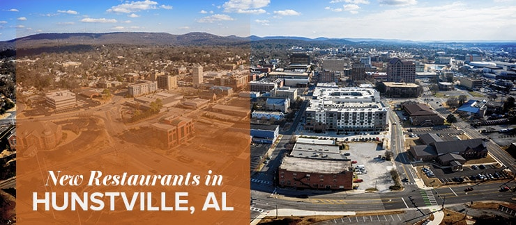 New Restaurants In Huntsville, AL