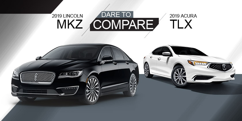 Dare to Compare Lincoln MKZ | Ray Pearman Lincoln | Huntsville, AL