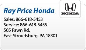 Ray Price East Stroudsburg Ray Price East Stroudsburg Honda Mazda
