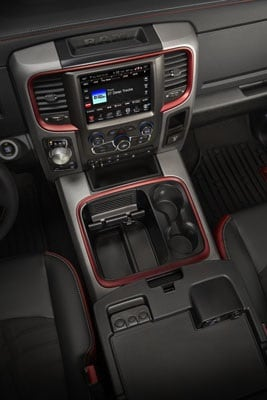 2018 Ram Technology Features