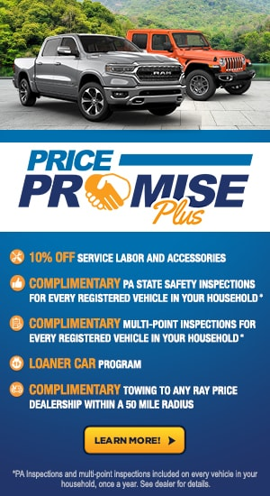 Slide - Price Promise Plus
