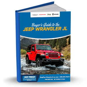 Jeep Wrangler JL Buyer's Guide eBook